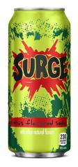 Surge soda revived by Coca-Cola