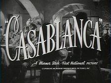 'Casablanca' returning to the big screen