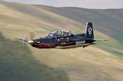 Beechcraft T-6C trainers arrive in New Zealand