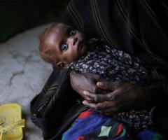 Famine relief hurt by food delays