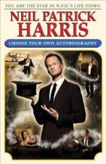 Neil Patrick Harris writing 'Choose Your Own Adventure' autobiography