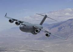 Britain asks for continued sustainment support for C-17s
