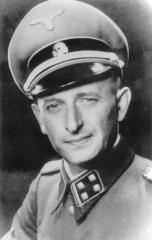 Report: Germany knew where top Nazi was