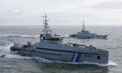 Damen, Astinave in patrol boat deal