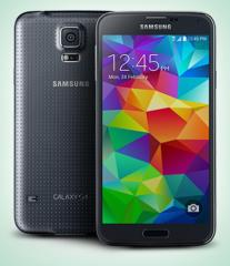 Samsung debuts Galaxy S5, touts bigger display, fingerprint security