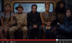 Ben Stiller stars in first trailer for 'Night at the Museum 3'