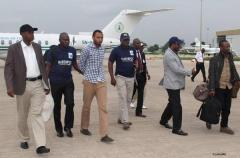 Interpol turns over extradited bombing suspect to Nigeria