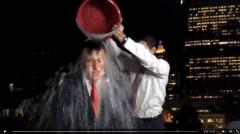 Paul Ryan douses Mitt Romney for ALS Ice Bucket Challenge
