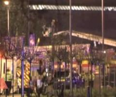 At least 8 dead in copter crash on Scottish pub roof