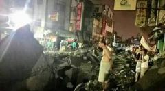 20 killed, 270 hurt in Taiwan gas explosion