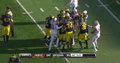 Ohio State ejections: Brawl caught on video [WATCH]