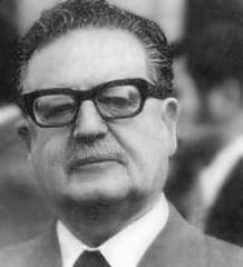 Allende exhumed to settle cause of death