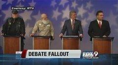 Idaho GOP debate takes a turn for the weird, goes viral