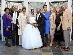 Robin Roberts shares first photo of girlfriend Amber Laign