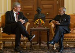 Canada, India expand nuclear agreement
