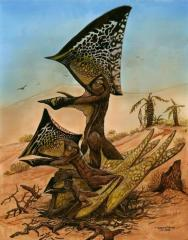Paleontologists confirm ancient remains as new flying reptile