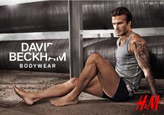 David Beckham stars in 'Covered or Uncovered' H&M Super Bowl ad