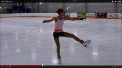 Nova Scotia girl plans ice skating record for charity