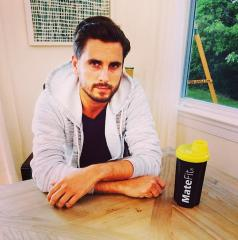 Keeping up with the chicken fries: Scott Disick spends $205 on Burger King chicken fries