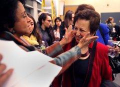 Shirin Ebadi urges Arab women to keep the faith