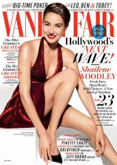 Shailene Woodley defends Miley Cyrus in Vanity Fair interview