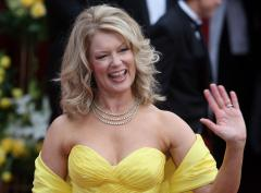 Report: Mary Hart takes 50 percent pay cut