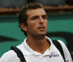 Ferrero, Querrey beaten at Italian Masters