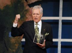 Alex Trebek recovering after heart attack