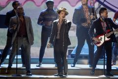 Bruno Mars' 'Locked Out of Heaven' tops U.S. record chart