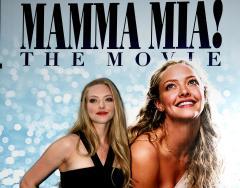 'Mamma Mia!' celebrates 10 years in U.K.