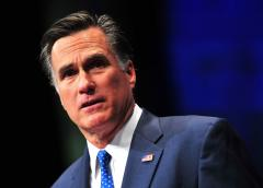 Palin questions Romney's conservatism