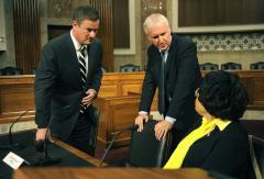 GOP courts Scarborough for Senate