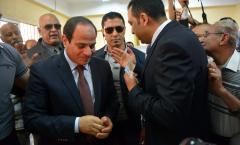 Egypt declares former Defense Minister Abdel Fattah al-Sisi president