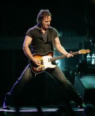 Springsteen makes N.J. Hall of Fame