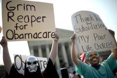 W.H.: Obama will veto healthcare repeal