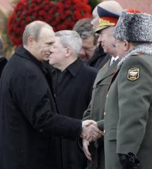 Poles, Russians mark massacre anniversary
