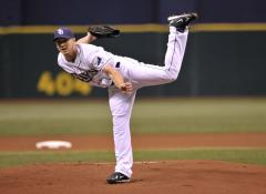 Rays turn to pitcher Kazmir for Game 5