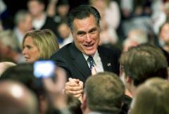 Romney efforts to empathize rivals' fodder
