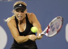 Wozniacki heads into Eastbourne semifinals