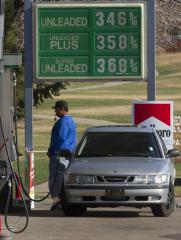 Gasoline surplus is coming, energy group says