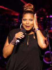 Stars line up for Queen Latifah's new talk show