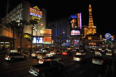 Vegas expects record New Year's Eve crowd