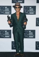 Bruno Mars nominated for four Grammys