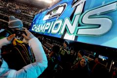 Super Bowl was most-watched television event ever