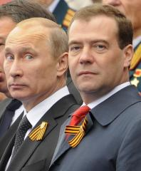 Putin ranked No. 2 in power; No. 1 blank