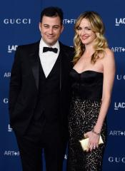 Jimmy Kimmel, wife Molly McNearney welcome baby girl