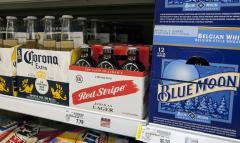 Corona Extra recalled due to glass particles in beer