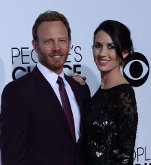 Ian Ziering says he was more confident, had more fun making 'Sharknado 2'