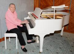 Jerry Lee Lewis marries for seventh time
