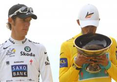 Andy Schleck to miss Tour de France